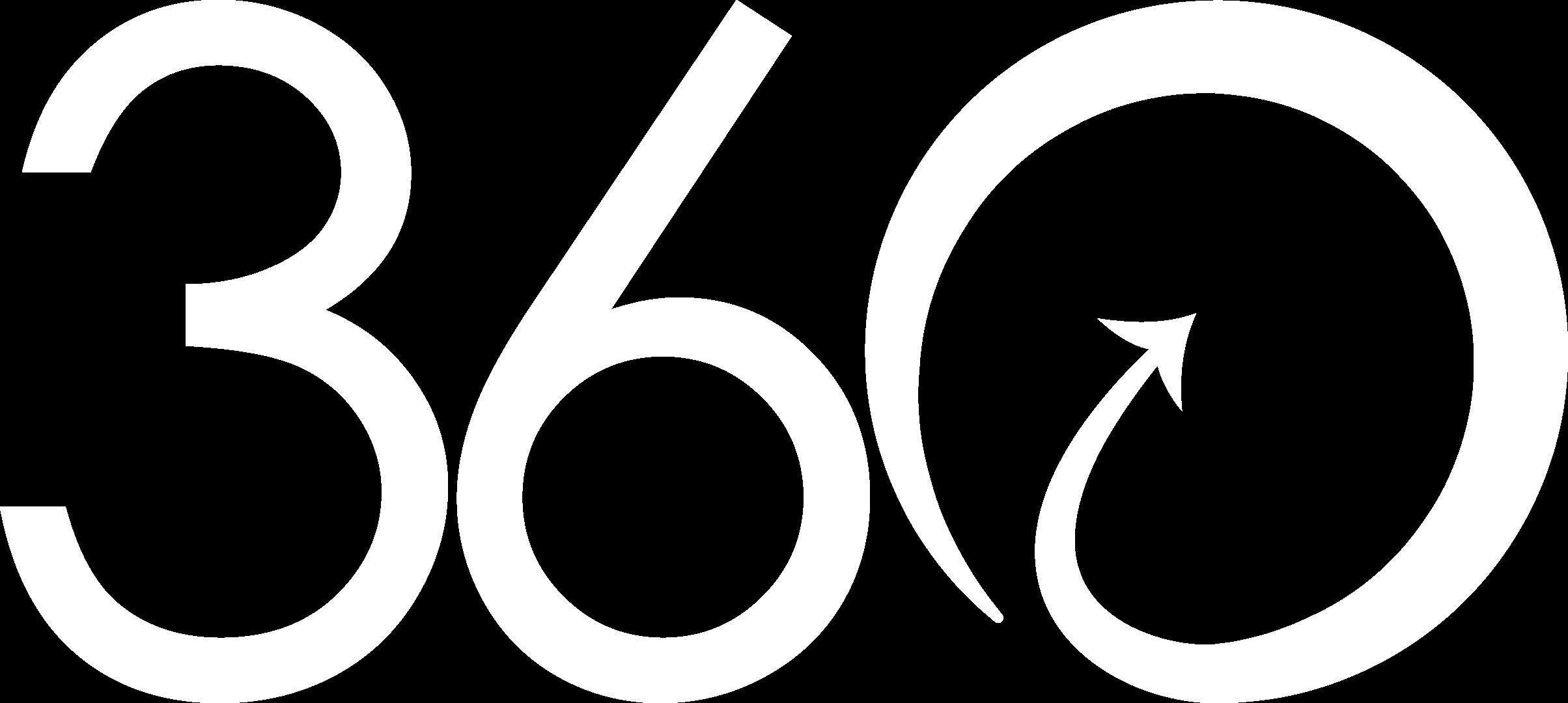 Logo 360 ecommerce agencia de marketing Madrid