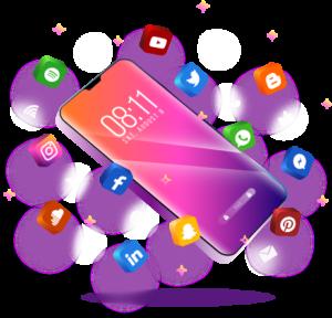 Social media | Movil | Redes sociales | Asesoria gratuita