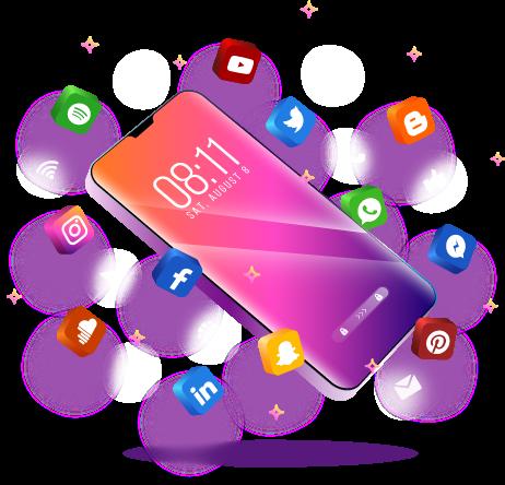 Social media   Movil   Redes sociales   Asesoria gratuita